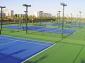 网球场地面施工 、网球场围网、网球场施工工艺、聚氨酯塑胶跑道