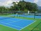 室内网球场...