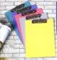 厂家定制PP板夹 塑料板夹 菜单板 菜单夹